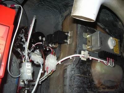 electrical system Chevy Alternator Wiring Diagram Basic Alternator Wiring Diagram
